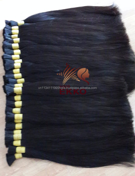New Arrival Cheap Brazilian bulk hair extensions without weft unwefted human hair