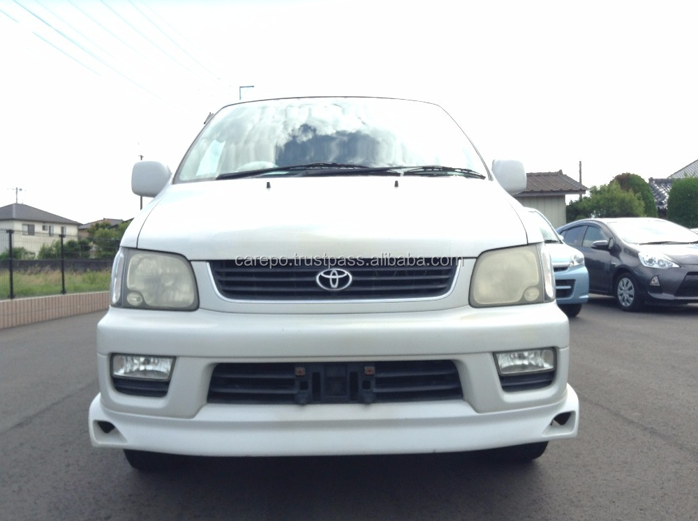 SECOND HAND VAN FOR SALE IN JAPAN TOYOTA LITEACE NOAH 2000