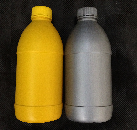 HDPE Containers for Chemical or Lubricant Contents