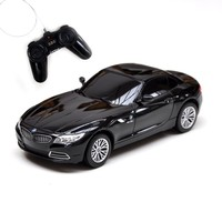 Rastar Licensed Z4 with Remote Controlled Battery Operated RC Toy Racing Model Car Diecast 1:24 Scale Black