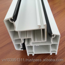 Best price good quality uPVC extrusion profile for door and window