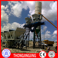 Capacity 25m3/h Small Concrete Mixing Plant Sale