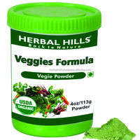 Green Vegie Formula Excellent Tonic for the Eyes, Skin and Nerves.