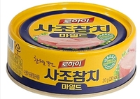 Kroea Sajo Canned Tuna Mild 210G