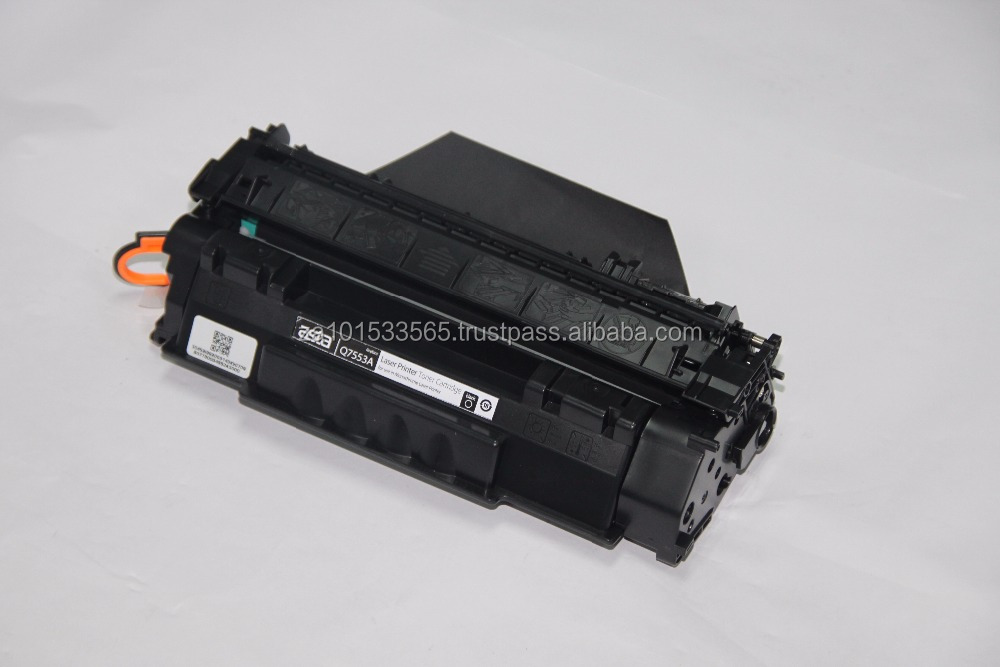 New compatible MTW Q7553A toner cartridge for LaserJet P2014/P2015/M2727nfMFP/M2727mfsMFP