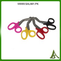 Black EMT Utility Paramedic Bandage Shears Scissors Ems 5.5'' Medical , First Aid equipments , instruments , scissors New Brand