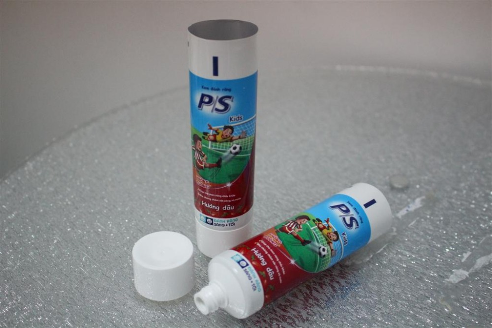 Laminated Toothpaste Tubes & Printed web