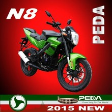 (N8) 2017 NEW 125cc motorcycle 200cc 250cc EEC COC powerful racing bike Italian design EXCLUSIVE (PEDA MOTOR)