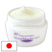 Convenient all-in-one 75g hyaluronic acid cream for face made in Japan