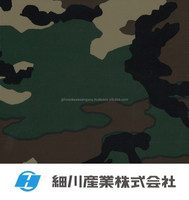 Popular Tarpaulin Canvas Militaly Camouflage Tarpaulin for Sheet , Cover and Bag , OEM Available