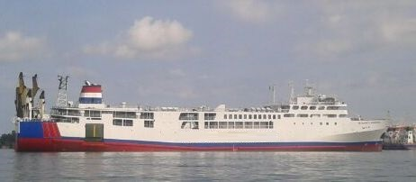 Ferry Ropax LOA 123 Japan-2002 (PGA-MHN)