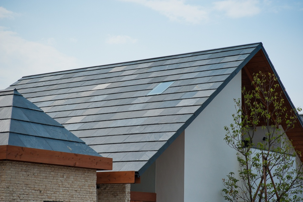 Eco-friendly and Beautiful natural roof slate at reasonable prices