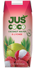 Coconut water with Lychee in 330 ml - FMCG