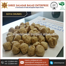 Highly Textured Exceptional Soya Chunks in Bulk Quantities