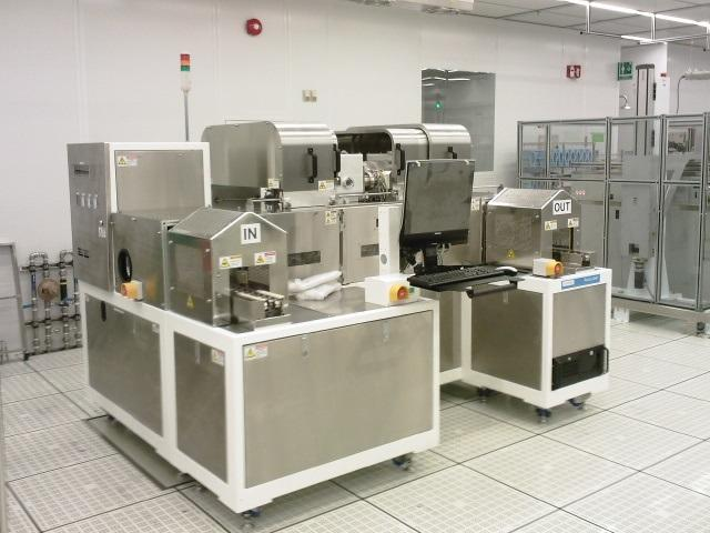 Seagate Technology Singapore: 8 units of Intevac Vacuum Vapor Disk Lubrication System (AccuLuber)