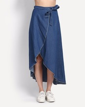 Wholesale highly demanded custom made women ladies young girls Denim skirts
