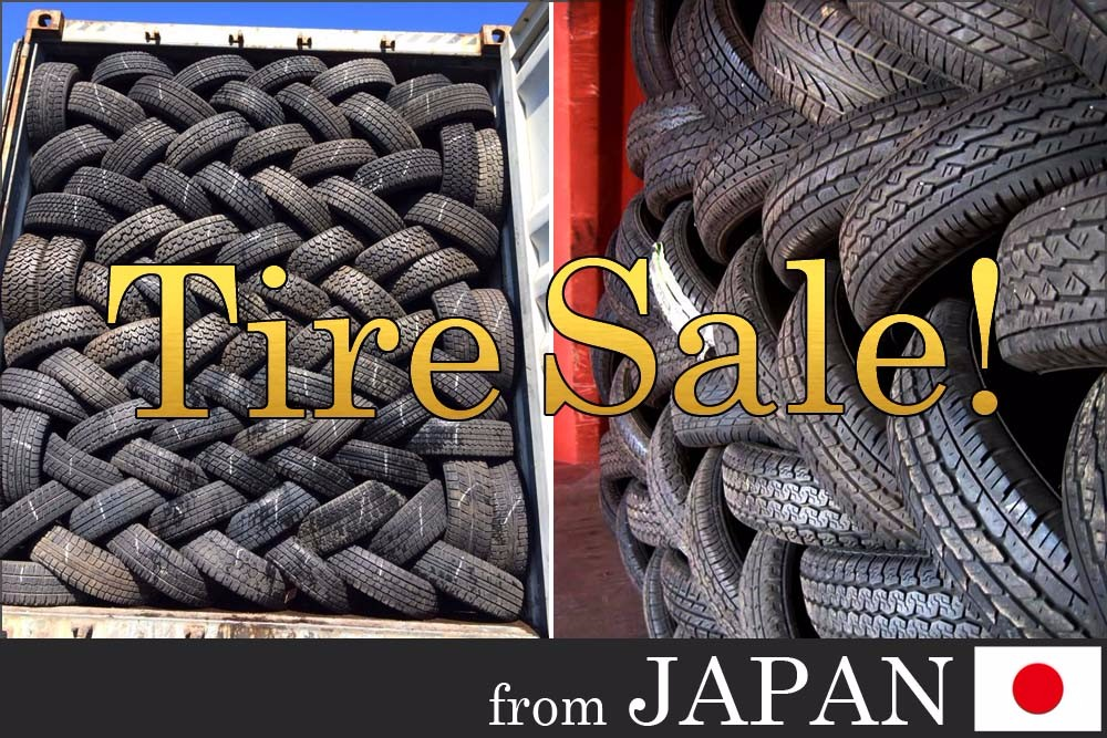 Bridgestone Yokohama Toyo Michelin Pirelli Dunlop used tire, used tyre from Japan