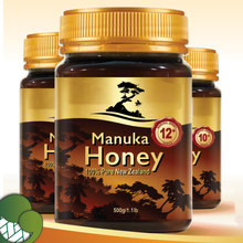 Manuka Honey 10+, 500g from New Zealand 2017 Active Honey Jar