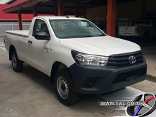 2016 TOYOTA HILUX REVO 2.8J SINGLE CAB 4x4 6 SPEED MANUAL