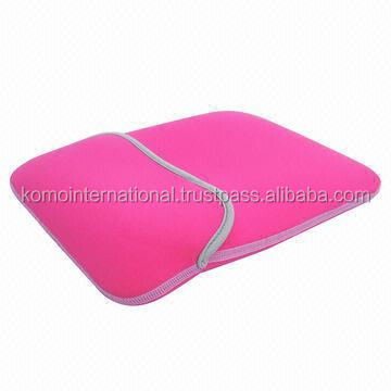 Netbook Sleeve, 10-inch, Anti-shock Neoprene, Reversible Design, customized size and logo, suitable for promotional gifts