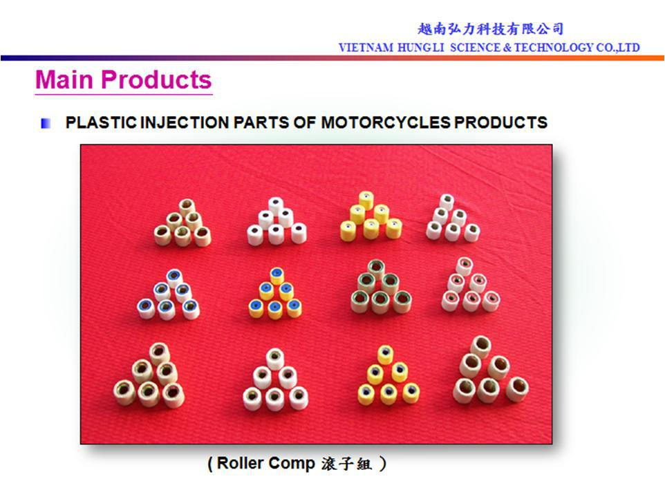 Motorcycle part for scooter