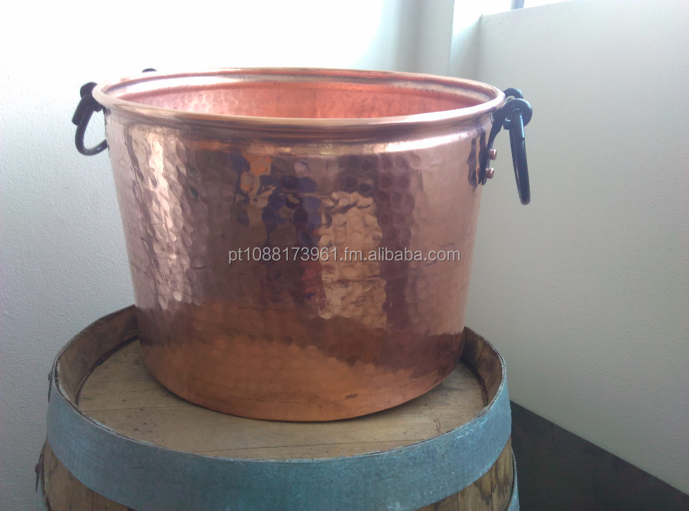 Copper Pot * moonshine * handmade copper * HandCopper