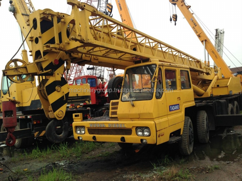 USED 30TON CRANE FOR SELL