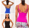 2015 Womens Compression Wear Singlet Yoga Tank Tops Gym wear for Ladies