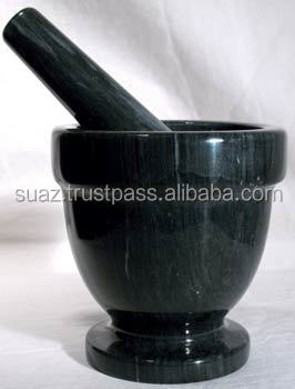 Marble stone mortar and pestle , Onyx pestle , Onyx Marble mortar , 100% natural large Marble mortar and pestle
