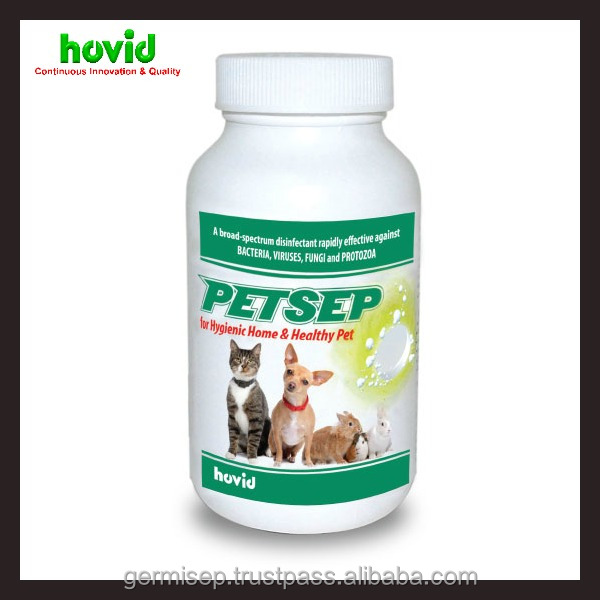 PETSEP Kennel Disinfectant Sodium DichloroisocyanurateTablets