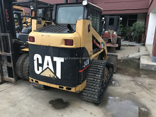 Used CAT 247B Track Skid Steer