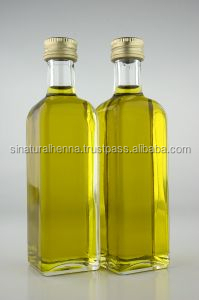 Ayurvedic Indian Herbal Hair Oil with natural ingredients for hair treatment