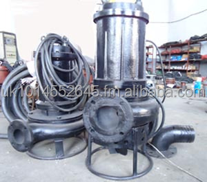 75KW/90KW/110KW/132KW--high wear-resisting submersible sand/slurry/sewage/iron ore/ mining/tailings/fly ash pump