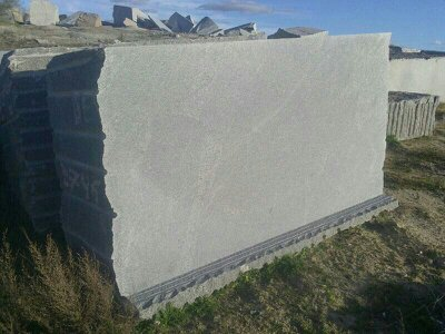 Grey Granite Blocks