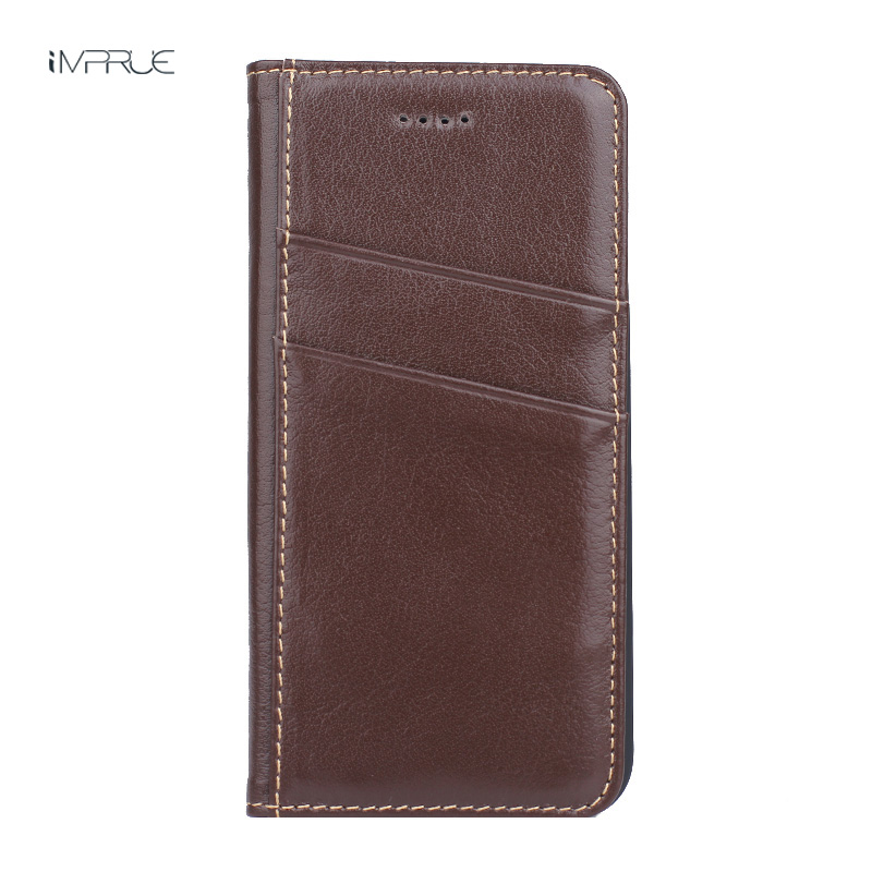 Wallet Flip PU Leather Cover with Card Holder Smart Phone Cases for iPhone7 for iphone7plus