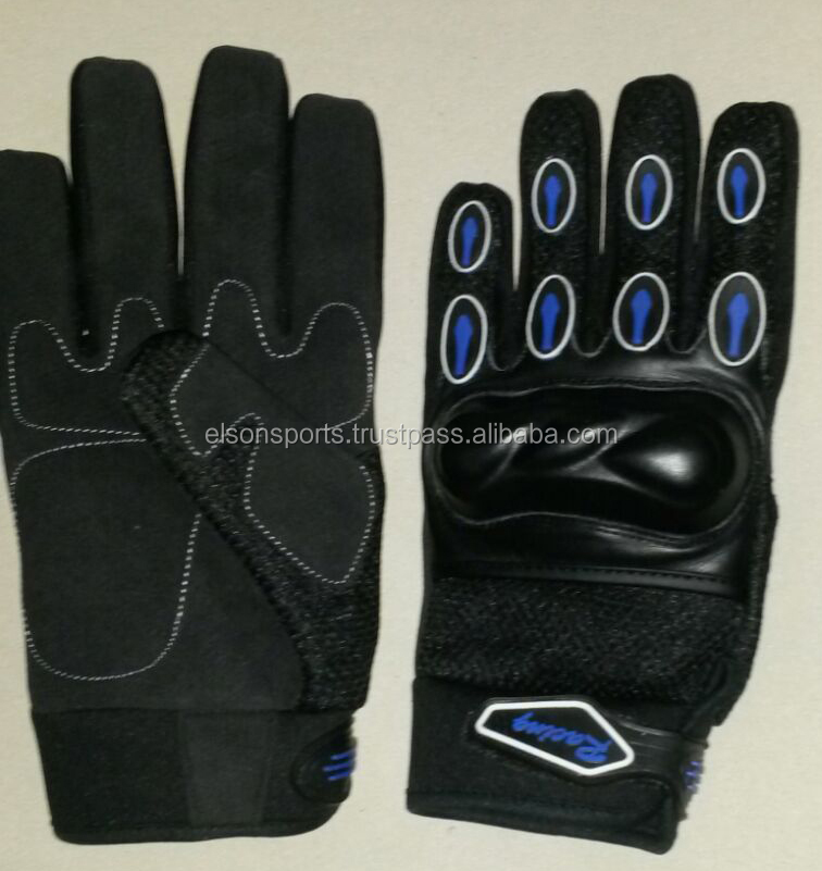 Summer Gloves black Mesh Motorcycle Enduro Moto Cross