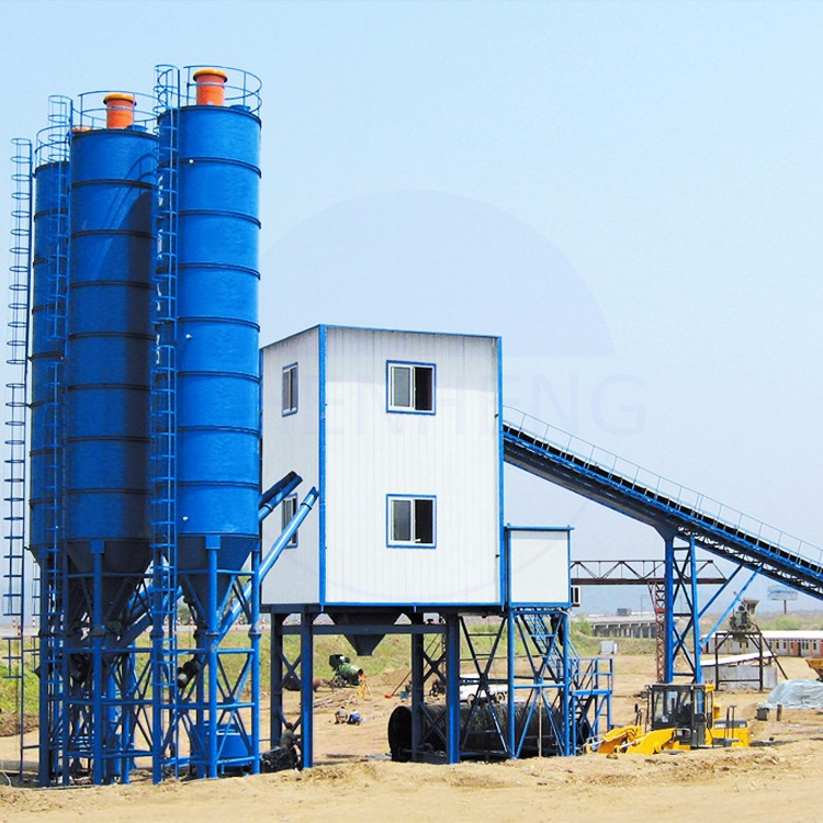 Ready Mix Concrete Plant for Sale With ISO BV in Hot Sale