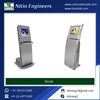 Floor Stand Shopping Mall Touch Screen Kiosk cabinet