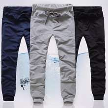 New Men's Fleece Joggers, Tracksuit Bottoms, Track Sweat Jogging Pants