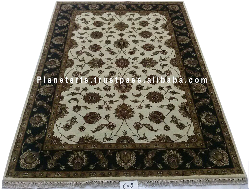 beige carpet hand knotted wool area rug
