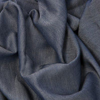 Light weight Black Denim fabric for uniform