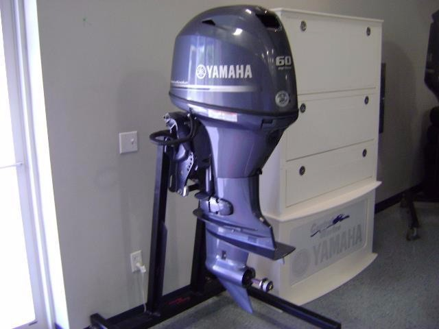 FREE SHIPPING FOR USED YAMAHA 60 HP 4 STROKE OUTBOARD MOTOR