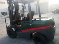 4 ton TCMC diesel forklift japan tcm forklift From Japan