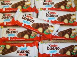 Bueno Kinder Joy Kinder supprise Nutella Snicker Mambo Lipton Nestle Milka, lion peanut,Mars,Bounty