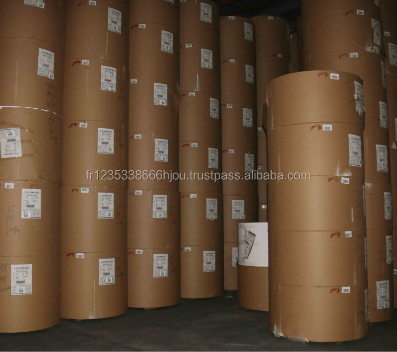 Virgin White Kraft Paper, Brown Craft Paper