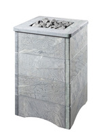 Soapstone Mantel For Sauna Stoves