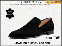 High quality Italian style Leather Suede loafer Shoes for Men - Best seller
