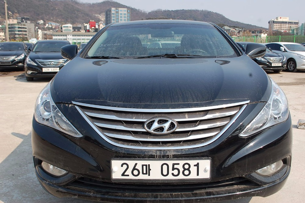 Hyundai Sonata Y20 Deluxe Used Korean Car Second Handed