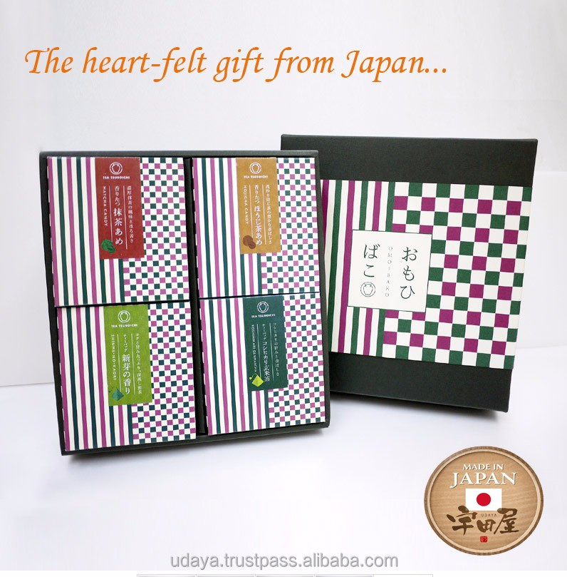 High quality black tea gift box set for wedding gift