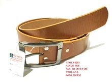 Men's Classic Dress genuine Leather Belt